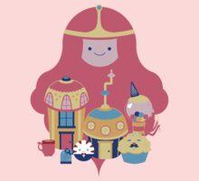 Candy Kingdom One Piece - Short Sleeve