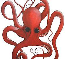 Octopus Oil by teeroy