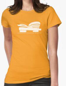 Guggenheim Museum Frank LLoyd Wright Architecture Tshirt Womens Fitted T-Shirt