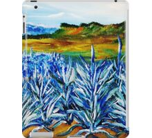 Blue Agave iPad Case/Skin