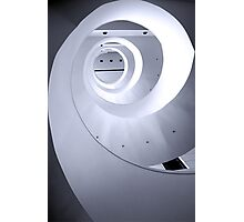 The daily spiral 2 Photographic Print