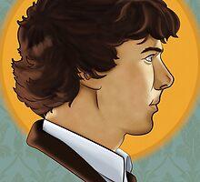 Sherlock Holmes by FrauKeks