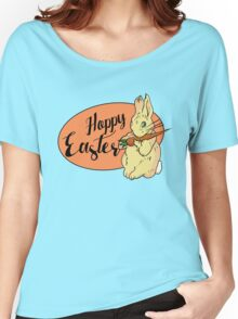 HOPPY easter Women's Relaxed Fit T-Shirt