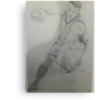Jeremy Lin Canvas Print
