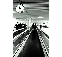 Time is runing out Photographic Print