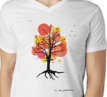 my burning bush Mens V-Neck T-Shirt