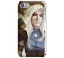 White Fire - Detail iPhone Case/Skin