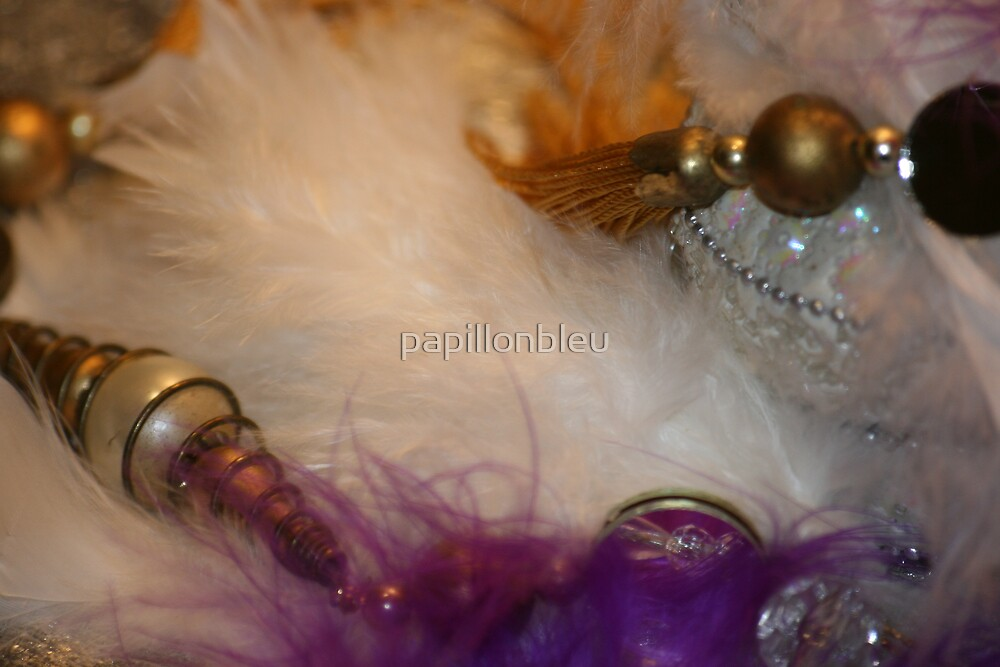 Feathers and Decorations by Pamela Jayne Smith