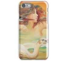 """Dancing with Birds"" iPhone Case/Skin"