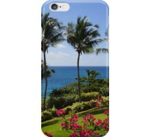 Swaying in the Breeze ~ Saint Thomas iPhone Case/Skin
