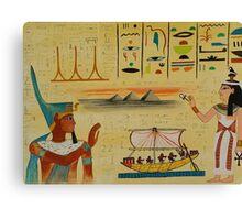 Ancient Egypt Canvas Print