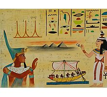 Ancient Egypt Photographic Print