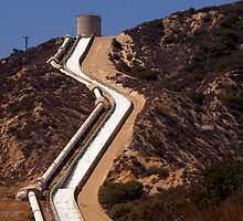 So Cal Water Way by Clayton Bruster