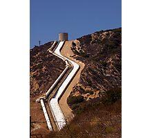 So Cal Water Way Photographic Print
