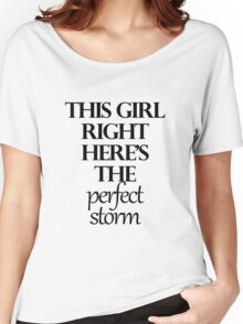 Perfect Storm Women's Relaxed Fit T-Shirt