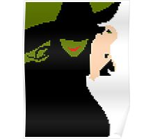 8 bit wicked  Poster