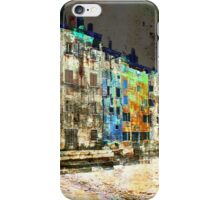 The Essence of Croatia - The Dark Side of Rovinj iPhone Case/Skin