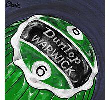 Dunlop Warwick Green Photographic Print