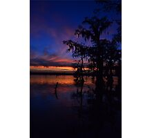 Colors of the Sunset Photographic Print