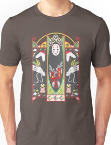 Spirited Deco Unisex T-Shirt