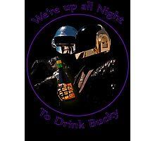 Drink Bucky Photographic Print