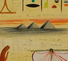 Ancient Egypt Sticker