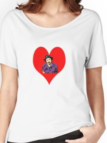 I Love Howard Moon! Women's Relaxed Fit T-Shirt