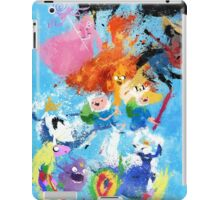 Battle Time!! - Compilation iPad Case/Skin