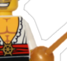 LEGO Swashbuckler Sticker