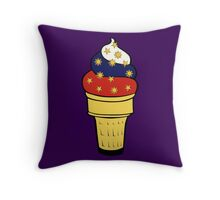 Pinoy Cone Throw Pillow