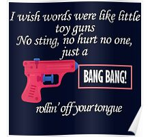 Little Toy Guns Poster