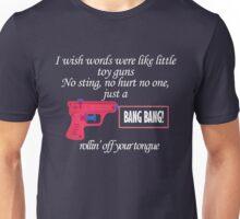 Little Toy Guns Unisex T-Shirt