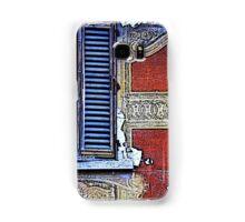 Old window in Figline Valdarno - Firenze Samsung Galaxy Case/Skin