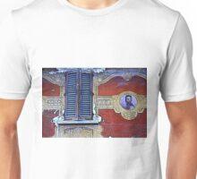 Old window in Figline Valdarno - Firenze Unisex T-Shirt