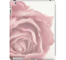 Soft Pink Dried Rose iPad Case/Skin