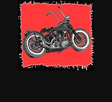 Knuckle on red Unisex T-Shirt