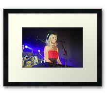 Kate Miller-Heideke Framed Print
