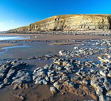 Dunraven Bay 1 by Nick Jenkins