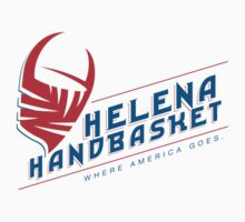 America Goes to Helena Handbasket Kids Clothes