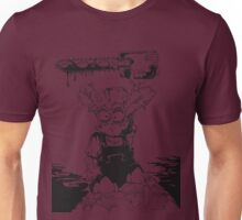 Chainsaw Bunny 3 Unisex T-Shirt