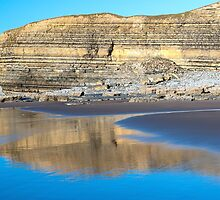 Dunraven Bay 2 by Nick Jenkins