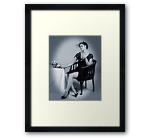 Candace - Lady of Leisure 2 Framed Print