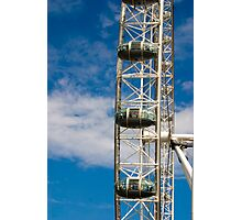 London Eye 01 Photographic Print