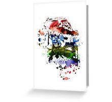 Orphan Black - Cosima Rainbow Greeting Card