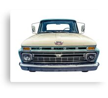 Vintage Ford Pickup Truck Canvas Print