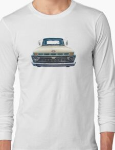Vintage Ford Pickup Truck Long Sleeve T-Shirt