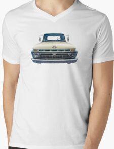 Vintage Ford Pickup Truck Mens V-Neck T-Shirt