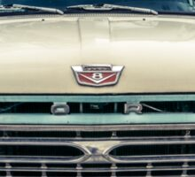 Vintage Ford Pickup Truck Sticker