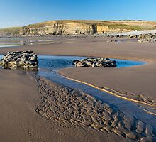 Dunraven Bay 3 by Nick Jenkins