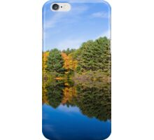 Fall Reflects iPhone Case/Skin